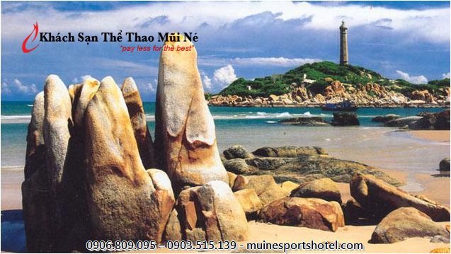 Don't overlook Bai Rang and Mui Ne Sports Hotel when traveling Phan Thiet!