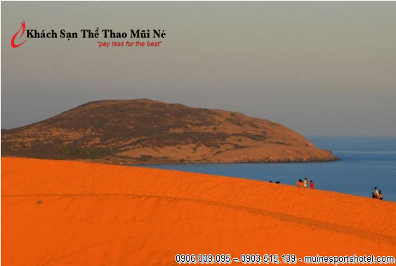 Red Sand Dunes – the can-not-miss destination in Mui Ne