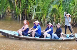 MEKONG DELTA DAY FROM MUI NE