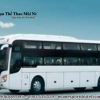 Bus to Mui Ne from Da Lat